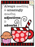 adverbs and adjectives