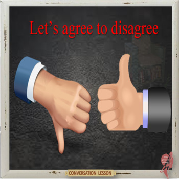 agree to disagree - I'd agree with you, but then we'd both be wrong!
