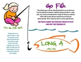 ai Go Fish (long a) - Literacy Center Game