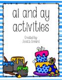ai and ay activities