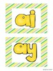 ai and ay long vowel activities
