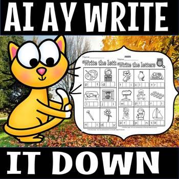 ai ay write it down