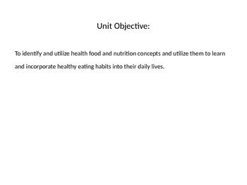 alimentacion exam, article, assessment