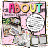 all ABOUT it!! {EDITABLE & DIGITAL About the Teacher!!}