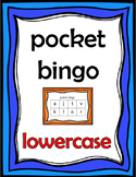 pocket BINGO lowercase
