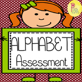 alphabet and phonics assessment