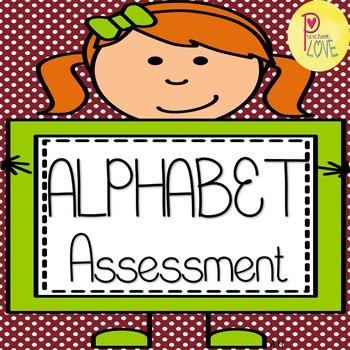 alphabet and phonics assessment