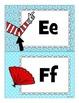 alphabet flashcards: that rhyming cat_half page