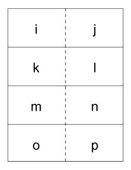 alphabet fluency sound pack