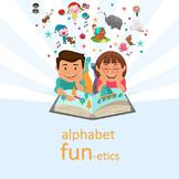 alphabet fun-etics