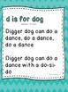 alphabet letter fun for the letter d    LITTLE PREP!!!