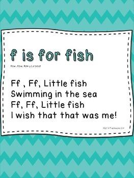 alphabet letter fun for the letter f    LITTLE PREP!!!