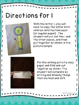 alphabet letter fun for the letter l    LITTLE PREP!!!