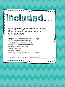 alphabet letter fun for the letter n     LITTLE PREP!!!