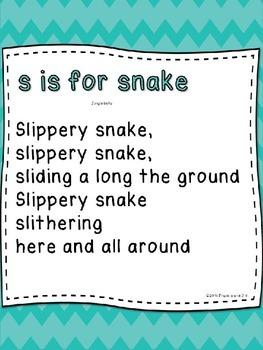 alphabet letter fun for the letter s     LITTLE PREP!!!