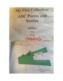 """alphabet poetry for ADSM phonics, writing art """"The Snake who wanted to be big"""""""