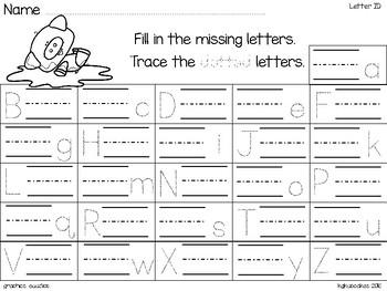 alphabet strip puzzle_pigs luv mud theme