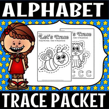 alphabet trace(50% off for 48 hours)