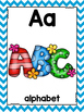 alphabet_back to school theme: half and full page