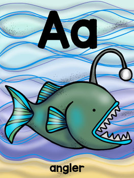 alphabet_fish theme with bonus matching puzzles