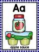 alphabet_full page: breakfast theme