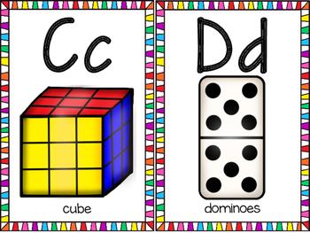 alphabet_half page: toy theme + bonus