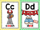 alphabet_half page: vowel teams
