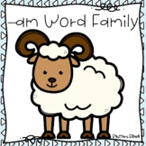 am Word Family
