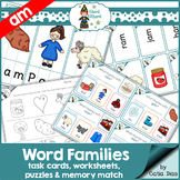 Word Families - am
