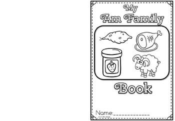 am family book