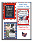 Veterans Day, Soldiers, and American National Symbols - A Very Patriotic Bundle!