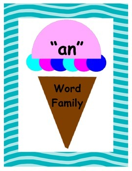 an word family activity