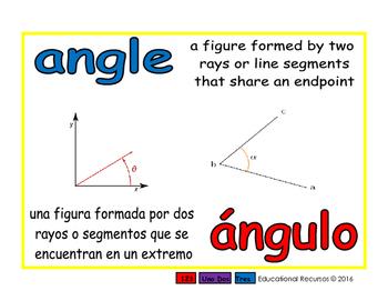 angle/angulo geom 1-way blue/rojo