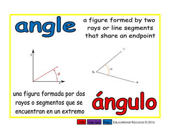angle/angulo geom 1-way blue/rojo