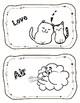 animal needs cutout activity