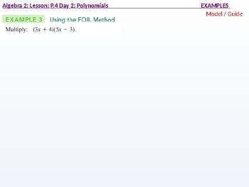 annotated: Algebra 2: CU 2: P.4 Day 2: Polynomials