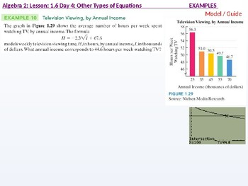 annotated: Algebra 2: CU 4 and 5: 1.6 Day 4: Other Types of Equations (radical)