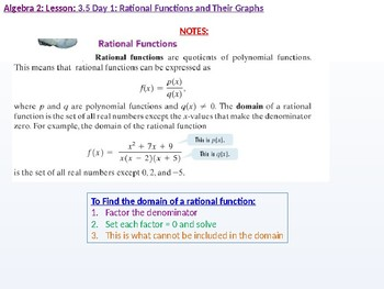 annotated: Algebra 2: CU 6: 3.5 Day 1: Rational Functions and their Graphs