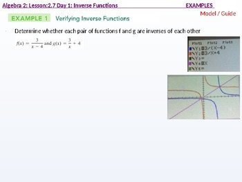 annotated: Algebra 2: CU 9:2.7: Inverse Functions