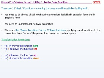 annotated: HPC: CU 1A: 1.3 Day 1: Twelve Basic Function