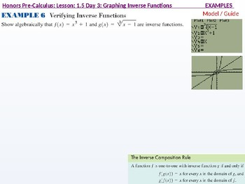 annotated: HPC: CU 1B: 1.5 Day 3: Parametric Relations and Inverses