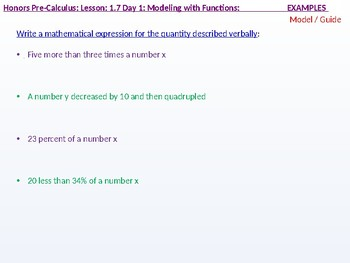 annotated: HPC: CU 1B: 1.7 Day 1: Modeling with Functions
