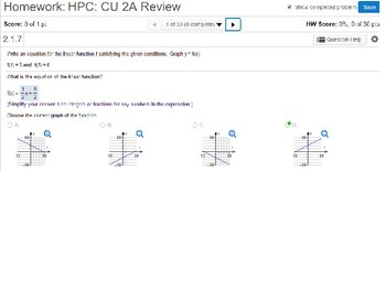 annotated: HPC: CU 2A: Review: Polynomials