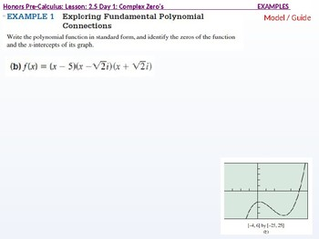 annotated: HPC: CU 2B: 2.5 Day 1: Complex Zeros and the Fundamental Theorem of