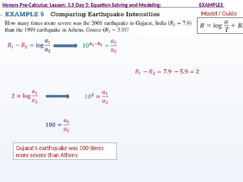 annotated: HPC: CU 4B: 3.5 Day 2: Equation Solving and Modeling