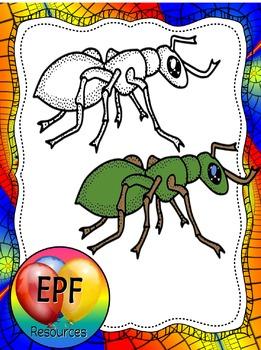 ant clip art(free)