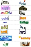 antonyms - adjectives for beginners
