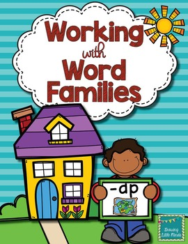Word Family activities- ap