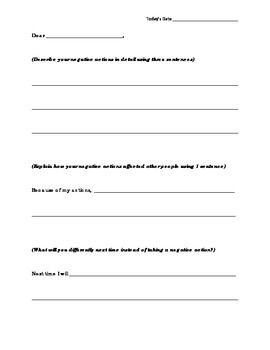 apology note template (typable PDF)