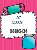 ar Bossy R Bingo [10 playing cards]